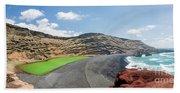 Laguna Verde Beach Sheet