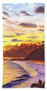 Laguna Village Sunset Beach Sheet