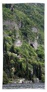 Lake Como 15 Beach Towel
