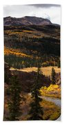 Lake Fork Of The Gunnison Beach Towel