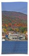 Lake George  13  Beach Sheet