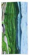Lake George Beach Towel