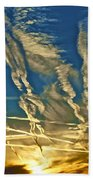 Lake Havasu Sunset Beach Towel