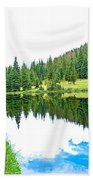 Lake Irene 12-3 Beach Towel