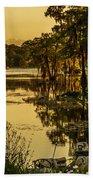 Lake Martin 2 Beach Towel