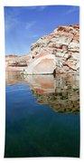 Lake Powell And The Glen Canyon Beach Towel