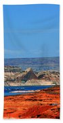Lake Powell Utah Beach Towel