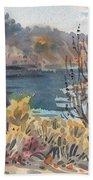 Lake Roosevelt Beach Towel