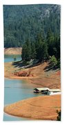 Lake Shasta Beach Towel