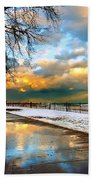 Lake Sure Beach Towel