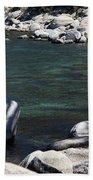 Lake Tahoe 22  Beach Towel