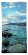 Lake Tahoe, Nevada Beach Towel