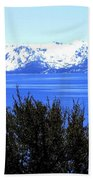 Lake Tahoe Beach Towel