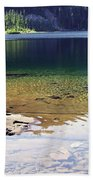Lake Washington  Beach Towel