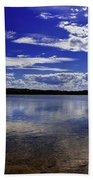 Lake Wollumboola Memories  Beach Towel