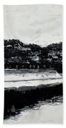 Lal Bagh Lake 4 Beach Towel