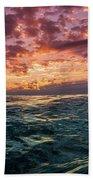 Land Of The Rising Sun Beach Sheet