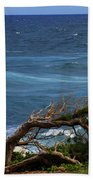 Land Wind And Sea Beach Towel