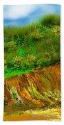 Landscape 012711 Beach Towel