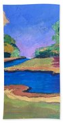 Landscape 7 Beach Towel