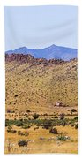 Landscape Galisteo Nm I10n Beach Towel