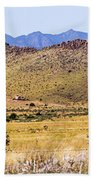 Landscape Galisteo Nm I10s Beach Towel