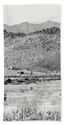 Landscape Galisteo Nm I10u Beach Towel