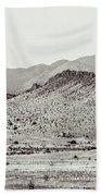 Landscape Galisteo Nm J10c Beach Towel