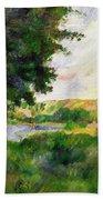 Landscape Beach Towel