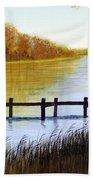 Langford Bay Beach Towel