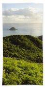 Lanikai Hills Beach Towel