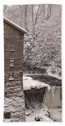 Lanterman's Mill Beach Towel