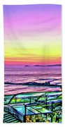 Larcomar Beach Towel