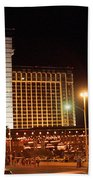 Las Vegas 1980 #11 Beach Towel