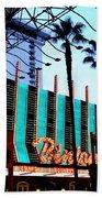 Las Vegas Lights II Beach Towel