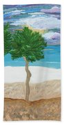 Last First Kiss Beach Towel