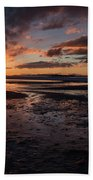 Last Light Beach Towel