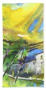 Late Afternoon 28 Beach Towel