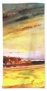 Late Afternoon 31 Beach Towel