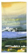 Late Afternoon 33 Beach Towel