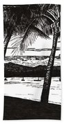 Late Afternoon At Dunk Island Beach Towel