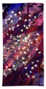 Late Bloomers Beach Towel