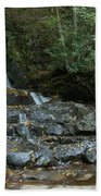 Laurel Falls 2 Beach Towel