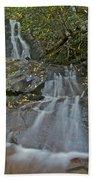 Laurel Falls Beach Towel