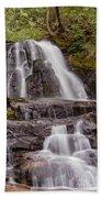 Laurel Falls Two Beach Towel