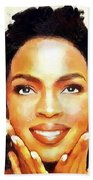 Lauryn Hill Beach Towel