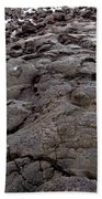 Lava Rock Island Beach Towel