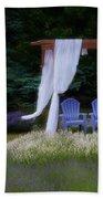 Lavender Breeze Beach Towel