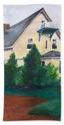 Lavern's Bed And Breakfast Beach Sheet