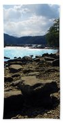 Layers Of Beauty II Beach Towel by Lj Lambert
